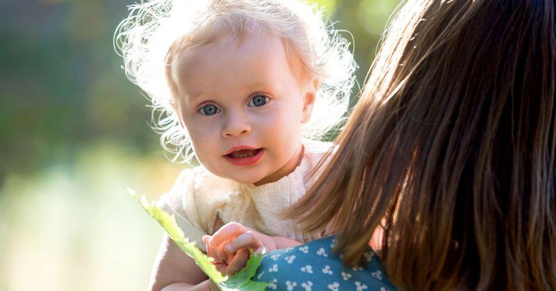 Miłość sprawia, że mózg dziecka rośnie