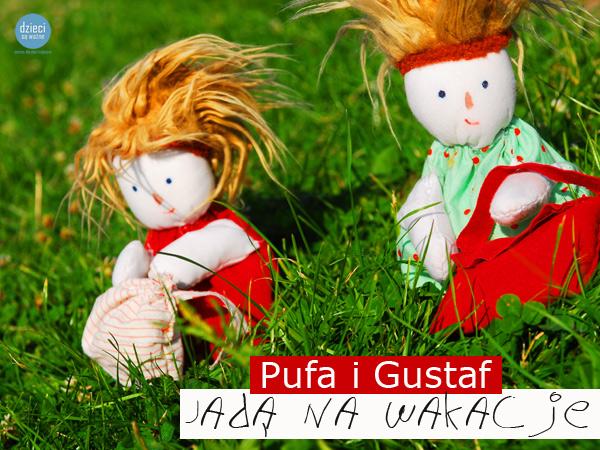 Pufa i Gustaf poznają wieś