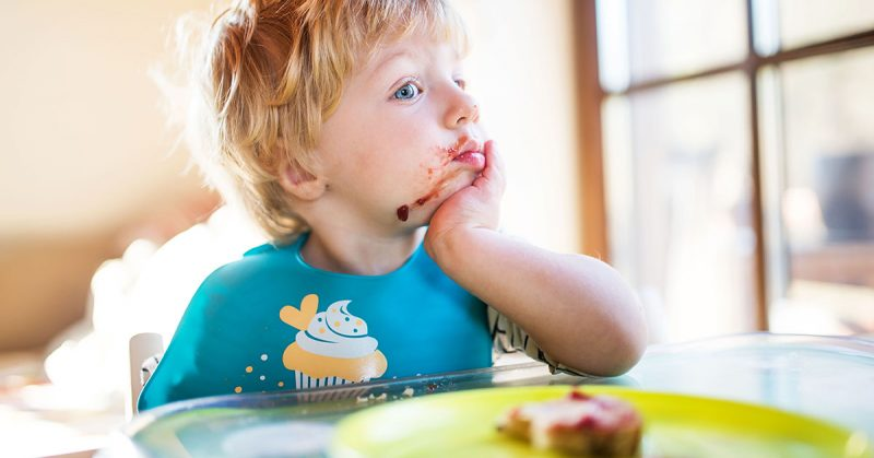 Jedno słowo, które wszystko zmienia. Jak pomóc dziecku z trudnościami w jedzeniu?