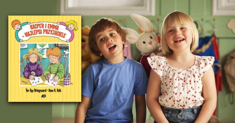8 książek, które pomogą w adaptacji przedszkolnej