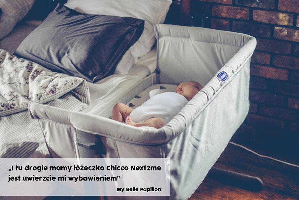 Next2me Czyli Spanie Osobno Ale Jednak Blisko Dziecka