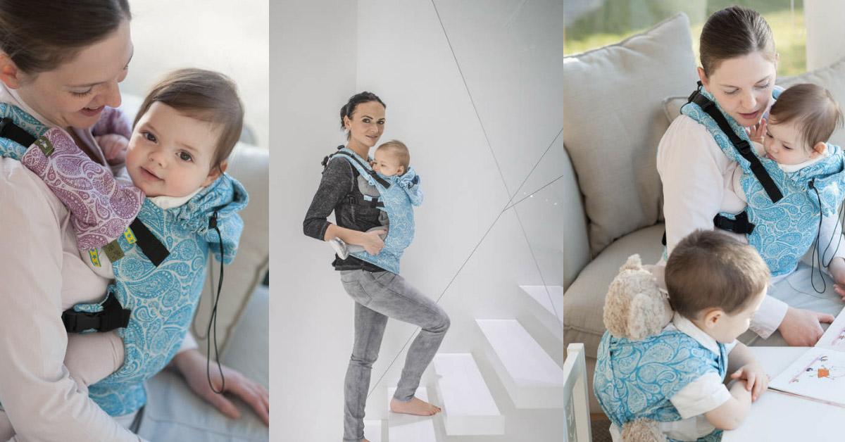 dobra jakość tani zniżka Jak NIE nosić dziecka, czyli o noszeniu przodem do świata