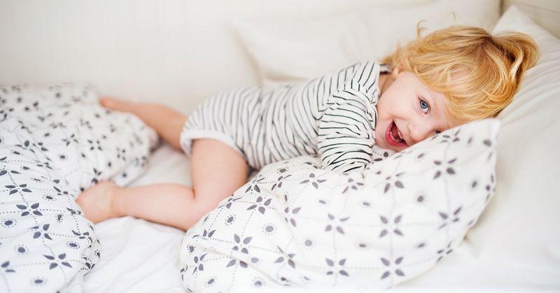 Czy spanie razem z dzieckiem wpływa na jego rozwój seksualny?