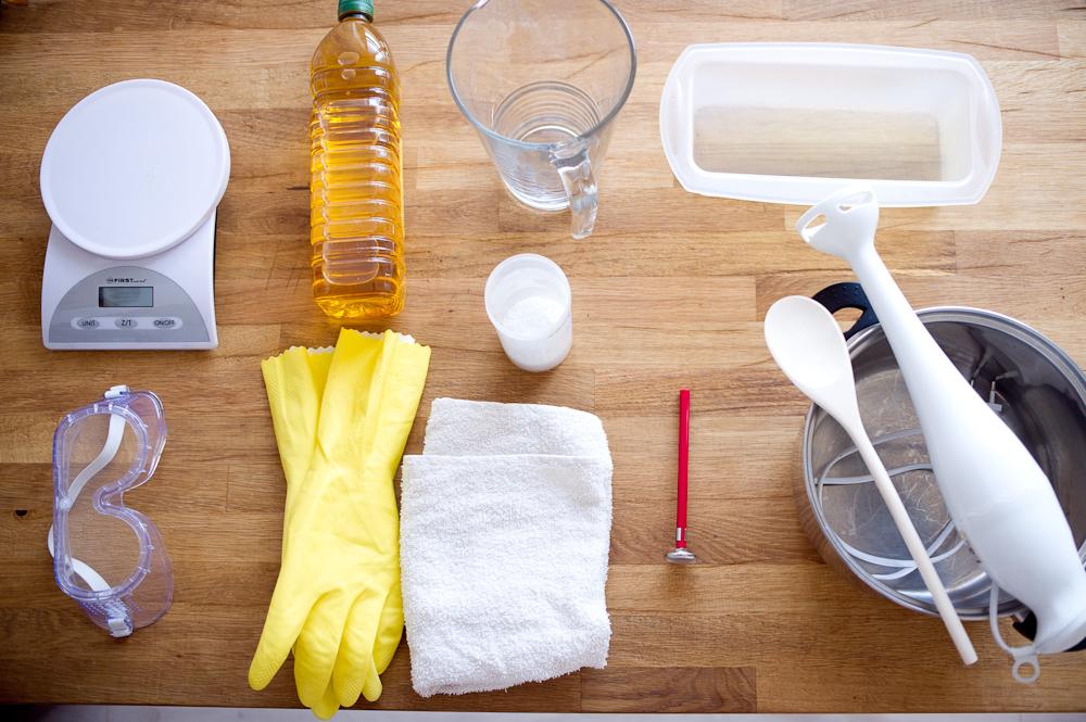 Chwalebne Jak zrobić mydło w domu? SP99