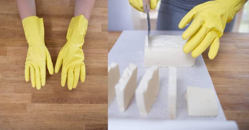 Jak zrobić mydło w domu?