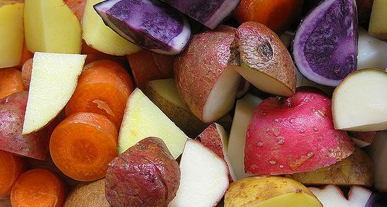 Jakie Warzywa Jeść Zimą