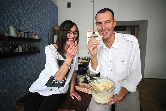 Hummus - smacznego