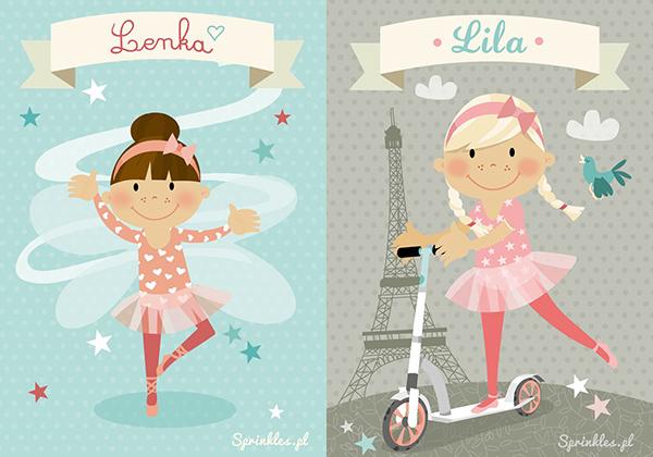 Oryginalne I Zabawne Plakaty Do Pokoju Dziecka Sprinkles