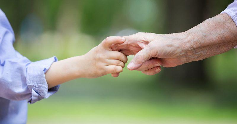 Dziadkowie są od rozpieszczania?