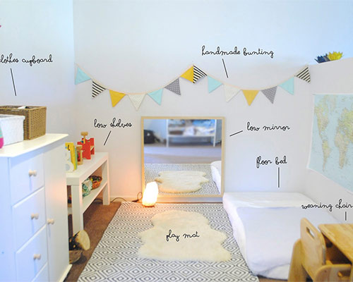 pok j dziecka wed ug marii montessori. Black Bedroom Furniture Sets. Home Design Ideas