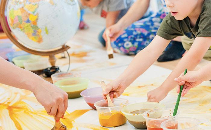 Znalezione obrazy dla zapytania kultura i sztuka obrazki przedszkole