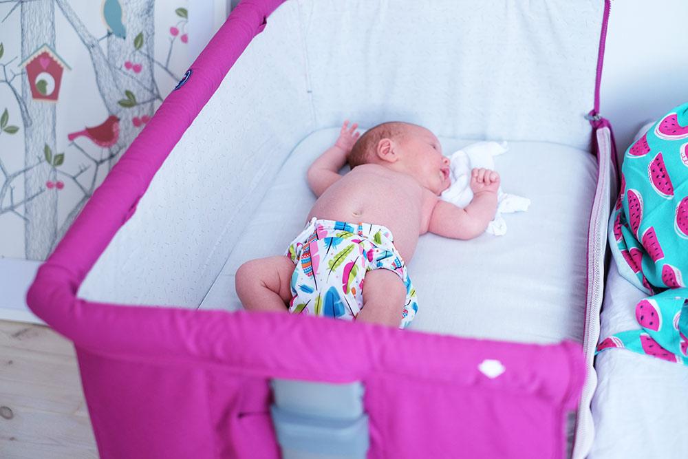 Wspólne Spanie Z Noworodkiem Dostawka Do łóżka Chicco Next2me