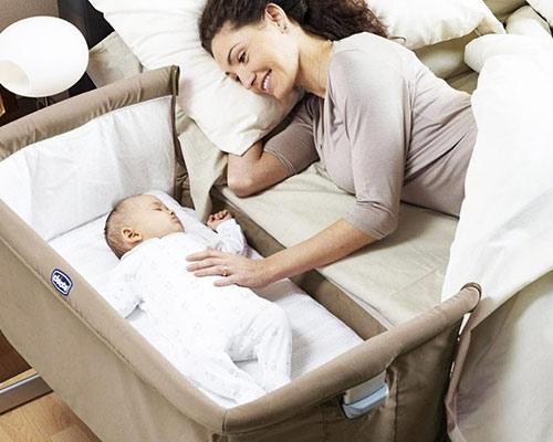 łóżko Lub Dostawka Do łóżka Sprytny Pomysł Chicco Na Spanie