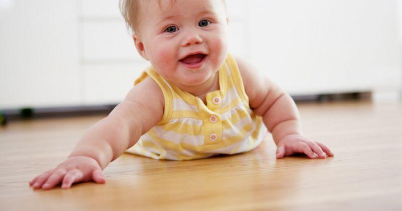 Najważniejsze skoki rozwojowe w pierwszym roku życia dziecka
