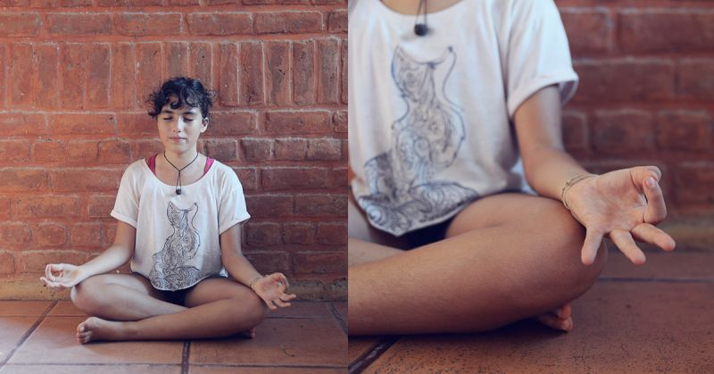 Dlaczego dzieci w szkole powinny medytować?