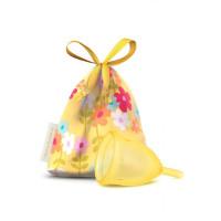 Kubeczek menstruacyjn Yellow