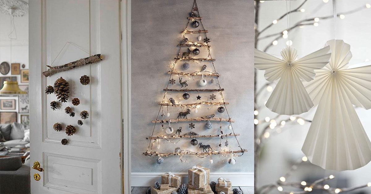 10 Pomysłów Na Ozdoby świąteczne W Wersji Eko Które Możesz