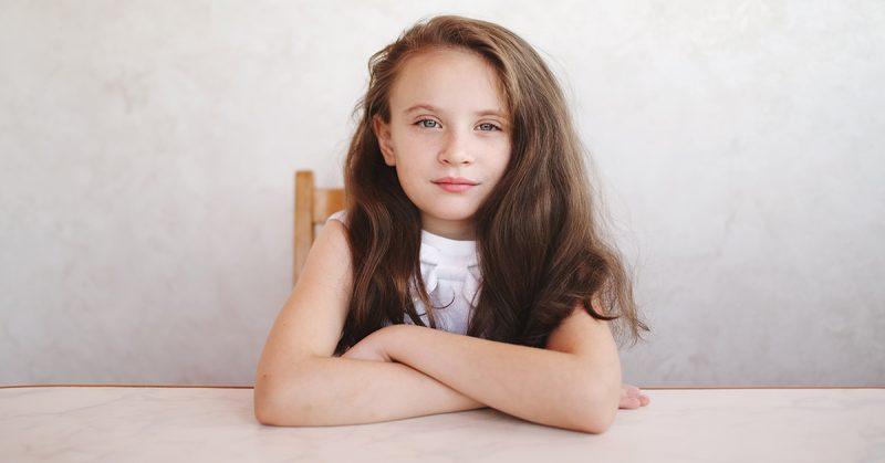 Co mówić dziewczynce (i czego nie mówić), żeby wychować ją na pewną siebie kobietę?