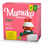 MAMUKO Organiczna kaszka ryżow