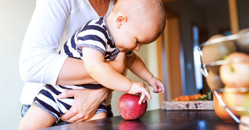 Jak rozwija się mózg dziecka w pierwszych latach życia?