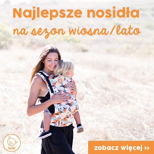 Spotyka się z samotną mamą z niemowlęciem