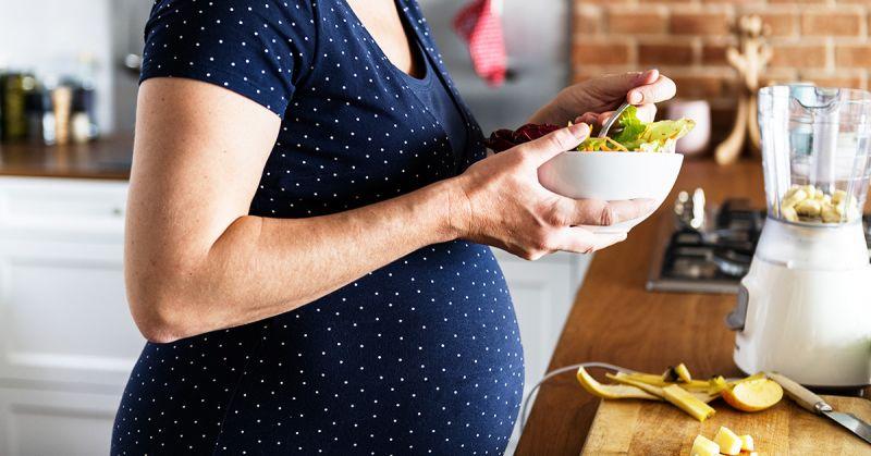 Odżywianie w ciąży programuje zdrowie dziecka na całe życie