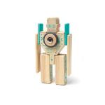 TEGU Drewniane klocki magnetyczne FUTURE LINE Magbot