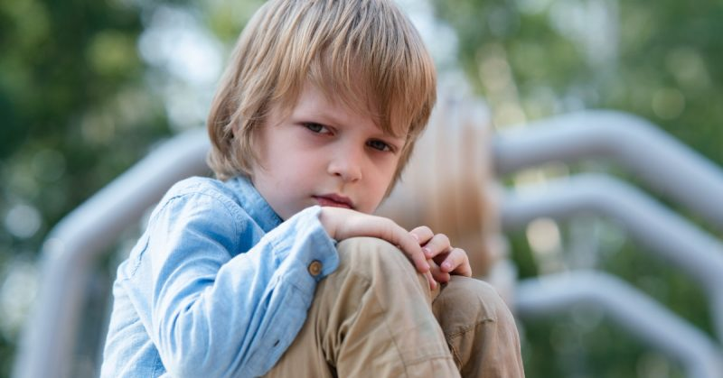 Co się dzieje w mózgu dziecka, które czuje złość?