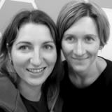 Marta Grześko-Nyczka i Monika Kościelniak