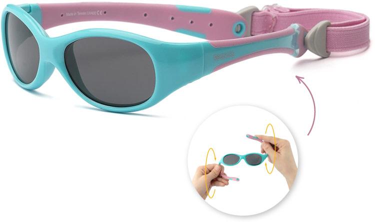 Okulary przeciwsłoneczne dla dzieci Real Kids Shades Explorer