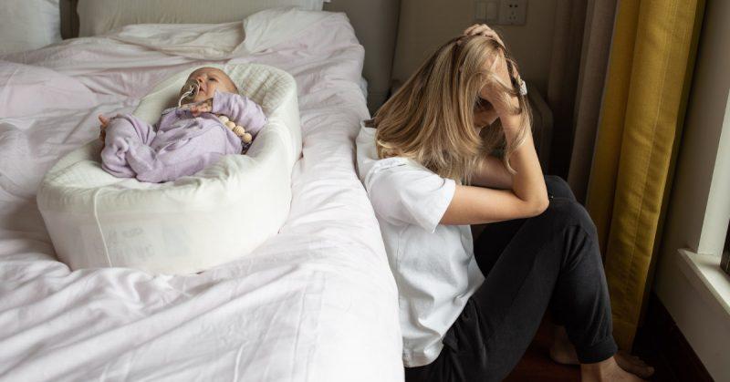 Od kiedy zostałam matką, doskwiera mi samotność