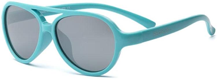 Okulary przeciwsłoneczne dla dzieci Real Kids Shades Sky
