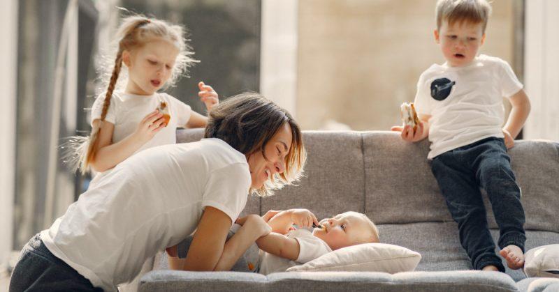 """,,Kochać to nie znaczy martwić się, kochać to znaczy ufać"""" – krótki tekst o byciu matką"""