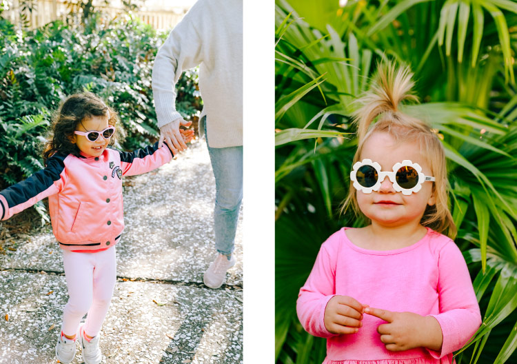 Okulary przeciwsłoneczne dla dzieci Babiators Blue Series