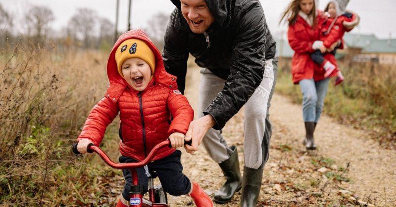Jak wybrać pierwszy rower dla dziecka, na jakie marki zwrócić uwagę