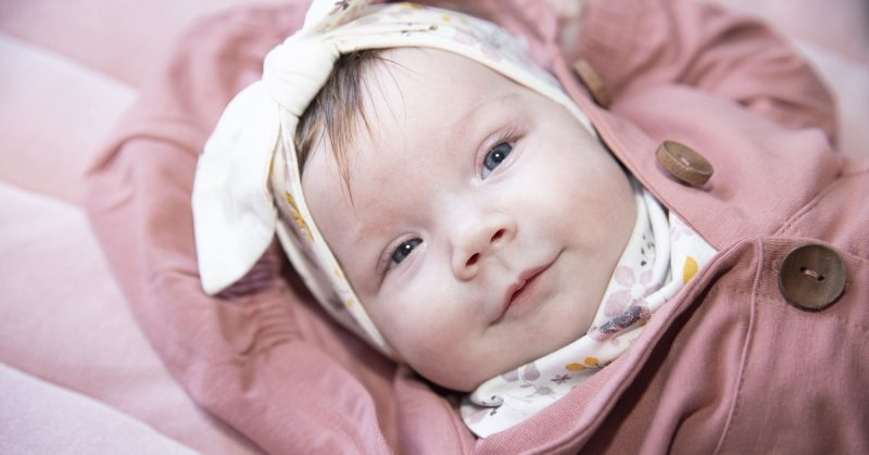 Czym powinny charakteryzować się jesienne ubrania dla niemowląt?